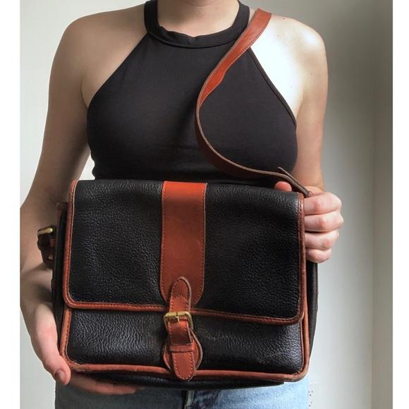Vintage Handbags - vintage liz claiborne crossbody
